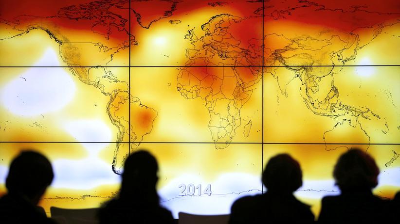 Bundestag Pariser Klimaabkommen