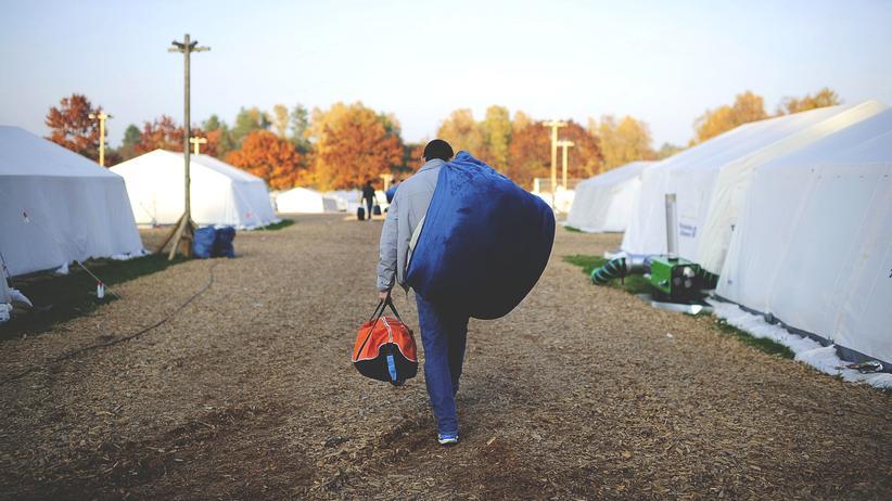 Flüchtlinge: Afghanischer Flüchtling in Celle