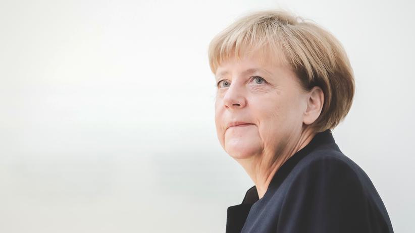 Merkel Interview
