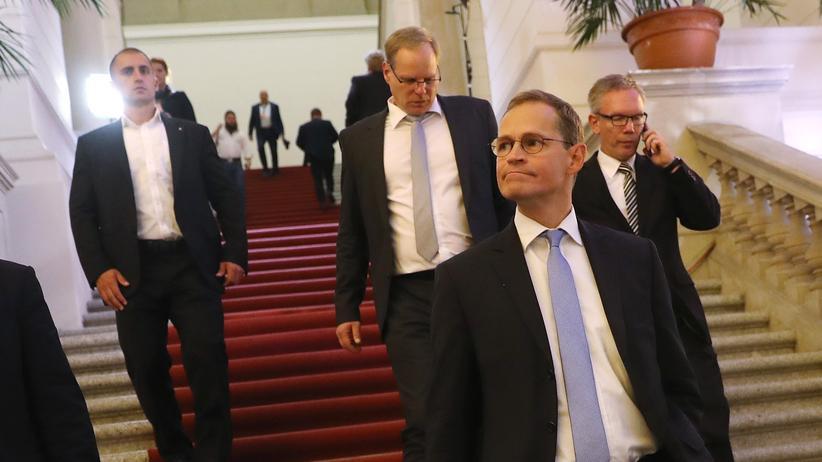 Wahl in Berlin: Michael Müller
