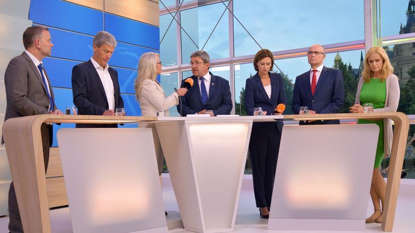 Wahl in Mecklenburg-Vorpommern: Sellering will auch mit Linken verhandeln
