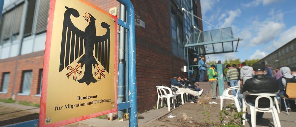 BamF Bundesamt fuer Migration und Flüchtlinge