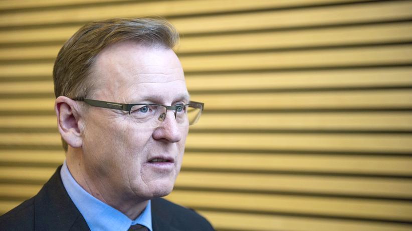 """Bodo Ramelow: """"Horst Seehofer hat mir Respekt gezollt"""""""