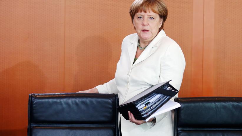 Finanzreform: Bundeskanzlerin Angela Merkel