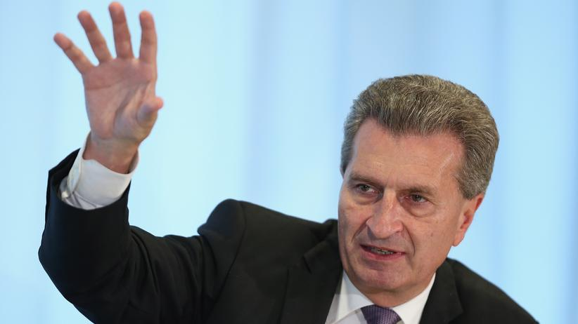 guenther, oettinger, kritik
