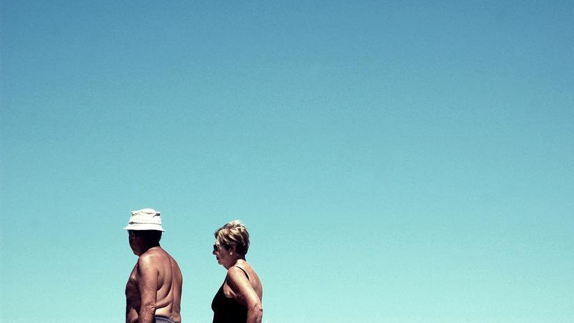 Rentenansprüche: Urlaub am Meer? Hängt von der Höhe der Rente ab.
