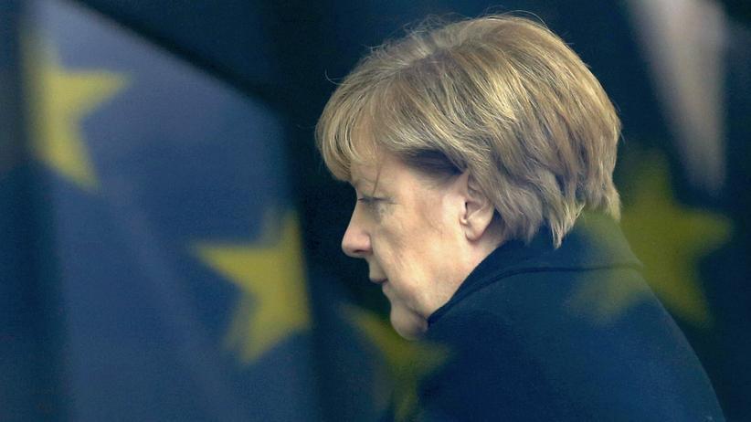 Angela Merkel: Bundeskanzlerin Angela Merkel (CDU) strebt eine vierte Amtszeit an.