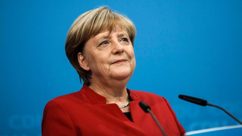 CDU-Kanzlerkandidatur: Diese Rede hätte Angela Merkel halten können