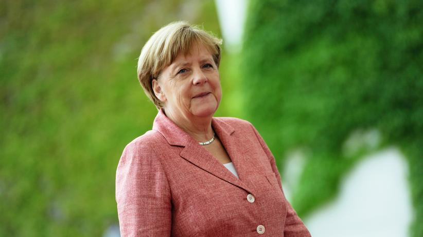 Bundeskanzlerin: Bundeskanzlerin Angela Merkel