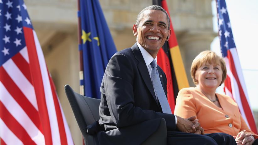 barack obama, berlin, angela merkel