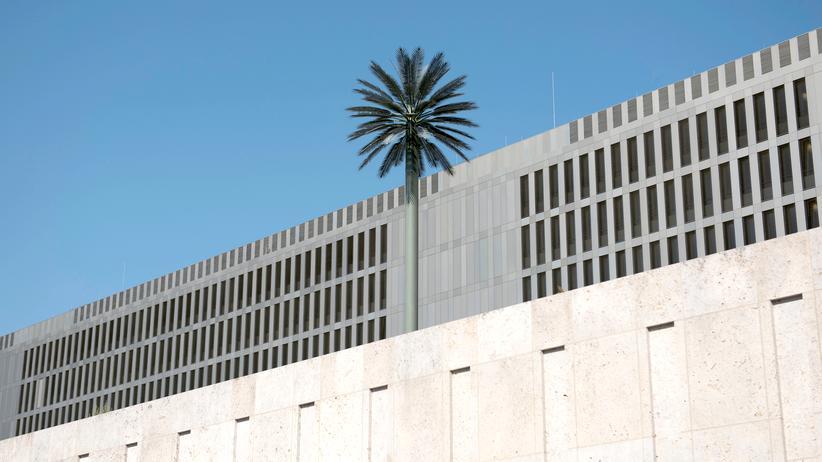 BND Spionage-Satelliten