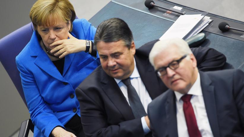 Bundespräsidentenwahl: Tor für Gabriel