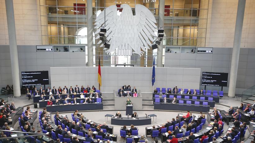 Bundestag Haushalt 2017