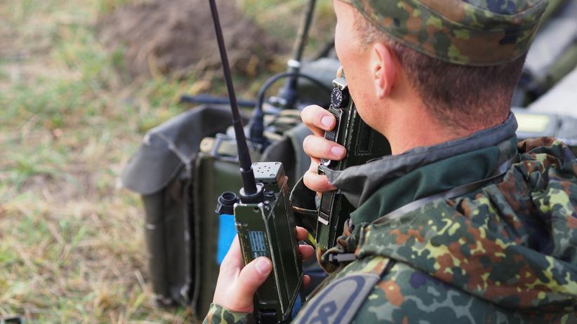 Bundeswehr: Gefährliche Funkstörung