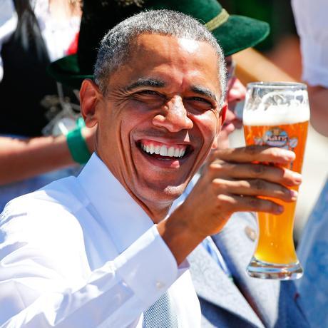 Deutschlandbesuch, Barack Obama