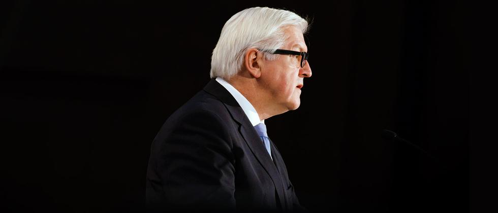 Frank Walter Steinmeier, Außenminister