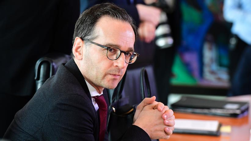 Justiz: Justizminister Heiko Maas