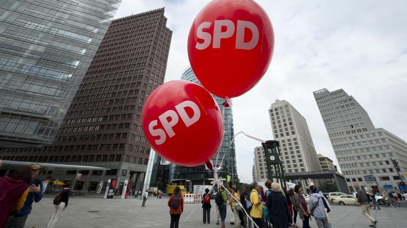 Parteifinanzierung: Die SPD hat inzwischen erklärt, die Sponsorengespräche beenden zu wollen.