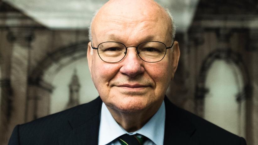 """Walter Momper: """"Der Mauerfall hat meinen Glauben verändert"""""""
