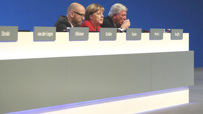 Abschiebungen CDU Versprechen