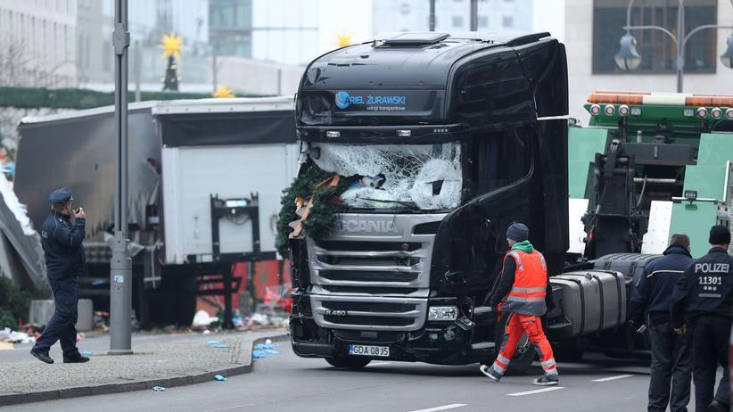 Weihnachtsmarkt : Was wir über den Anschlag in Berlin wissen