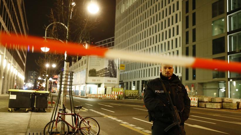 Berlin Anschlag Polizei