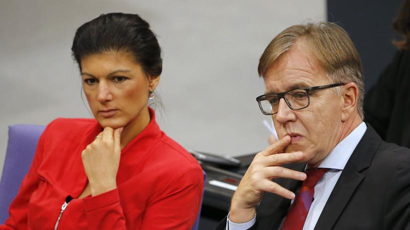 Bundestagswahl 2017: Bartsch und Wagenknecht sind Spitzenkandidaten der Linken