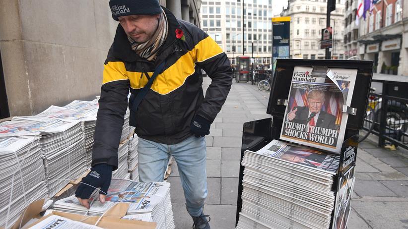 Nachrichten: Fake News haben Einfluss auf Politik und Medien
