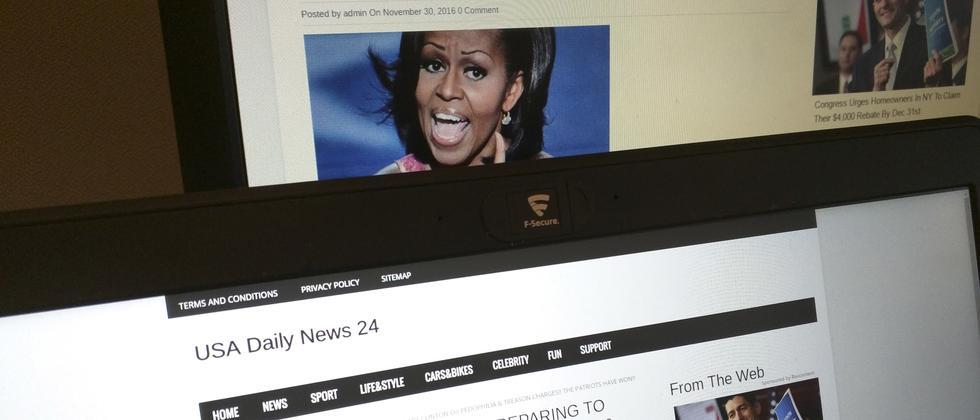 Fake News: Politiker fordern harte Strafen für Fake News