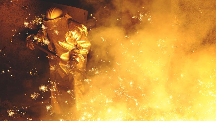 Soziale Ungleichheit: Billig-Importe gefährden die europäische Stahlindustrie
