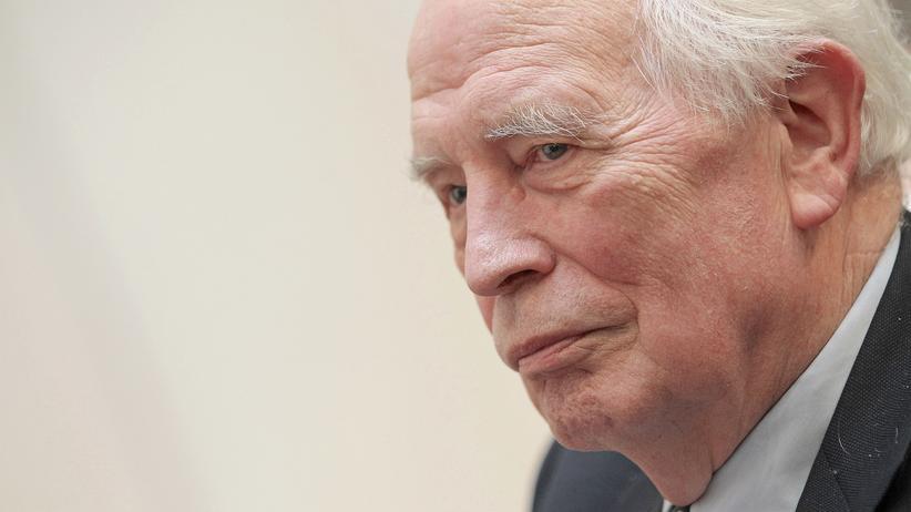 Deutsche Bundesbank: Ex-Bundesbankpräsident Hans Tietmeyer ist tot