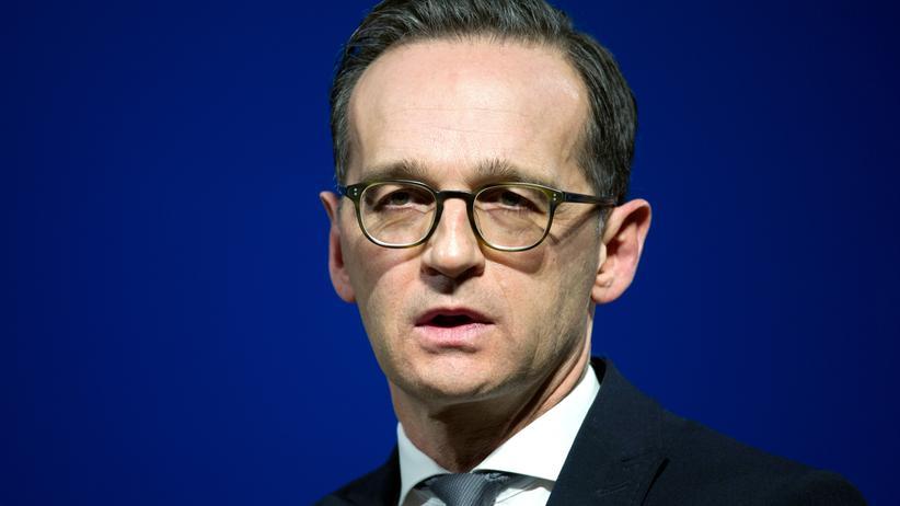 Heiko Maas: Justizminister warnt vor Gefahr durch rechtsextreme Netzwerke