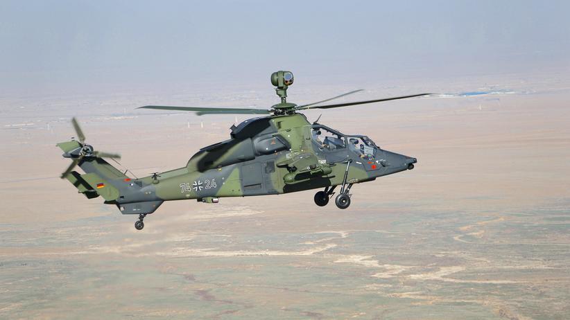 Afghanistan: Zwei Hubschrauber der Bundeswehr angegriffen