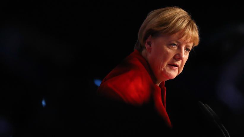 Bundestagswahl 2017: Und mittendrin Merkel