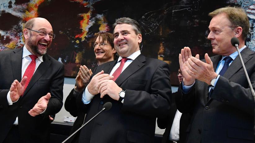 SPD-Kanzlerkandidatur: Oppermann bemängelt Gabriels Kommunikation