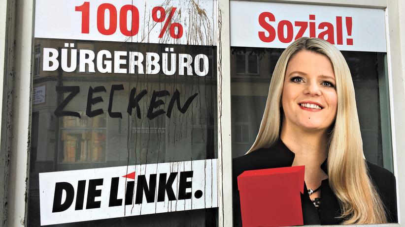 """Susanne Schaper: """"Aufgeben? Nicht mit mir"""""""