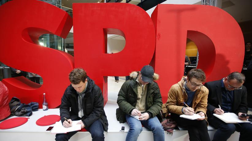 ARD-Deutschlandtrend: SPD profitiert vom Schulz-Faktor