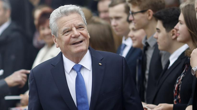 Joachim Gauck: Selbstverliebtheit statt Größe