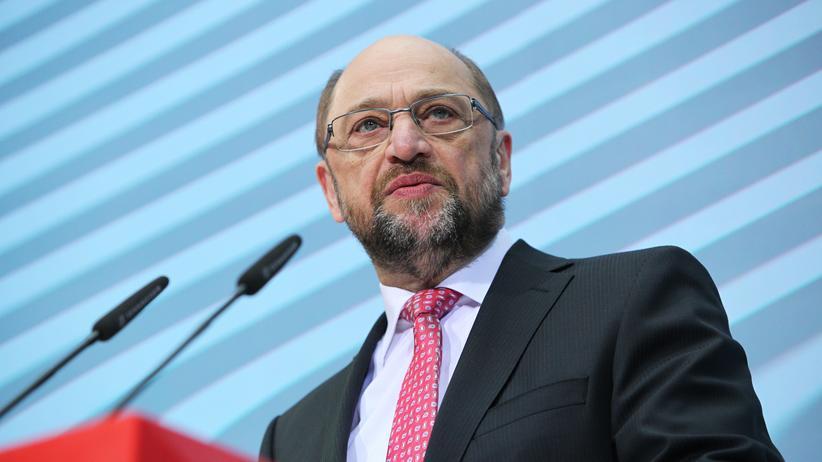 SPD: Muss auch die Fehler seiner Partei in der Vergangenheit benennen: SPD-Kanzlerkandidat Martin Schulz