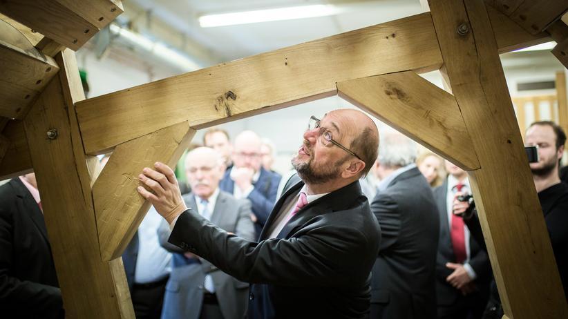SPD-Wahlkampf: Schulz befreit sich von der Agenda