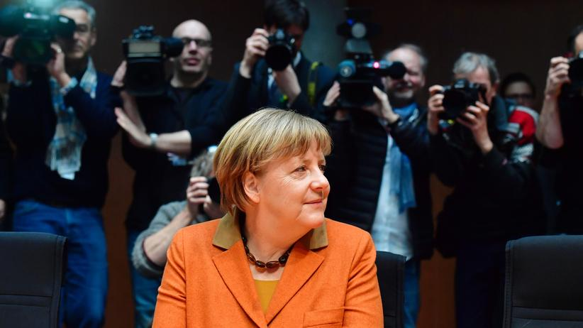 """Angela Merkel: """"Ich habe ja auch nichts gewusst, wissen können"""""""