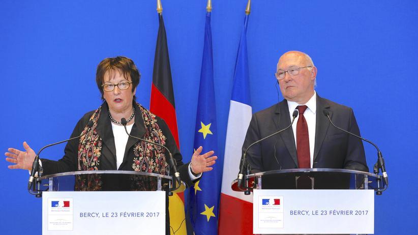 """Brigitte Zypries: """"Wichtig ist, dass Opel Opel bleibt"""""""