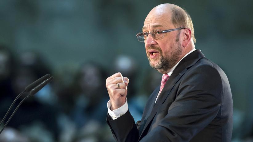 SPD: Schulz wirbt für Bremse bei Managergehältern