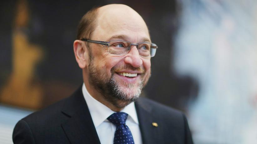 SPD: SPD-Kanzlerkandidat Martin Schulz
