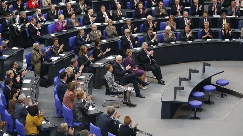 Bundestag: Der deutsche Bundestag