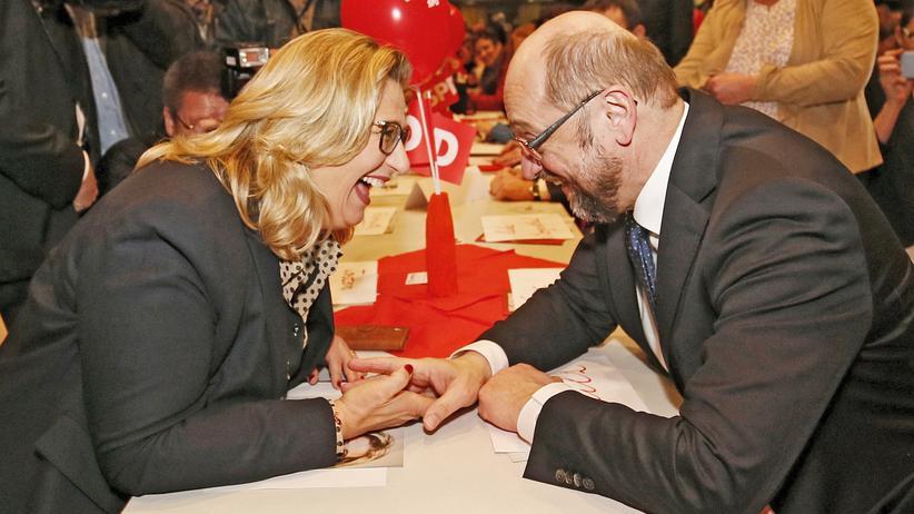 Anke Rehlinger: Die Frau, die von 100-Prozent-Schulz profitieren könnte