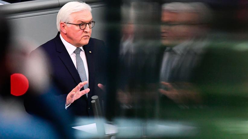 """Frank-Walter Steinmeier: """"Ich werde parteiisch sein, wenn es um die Demokratie geht"""""""