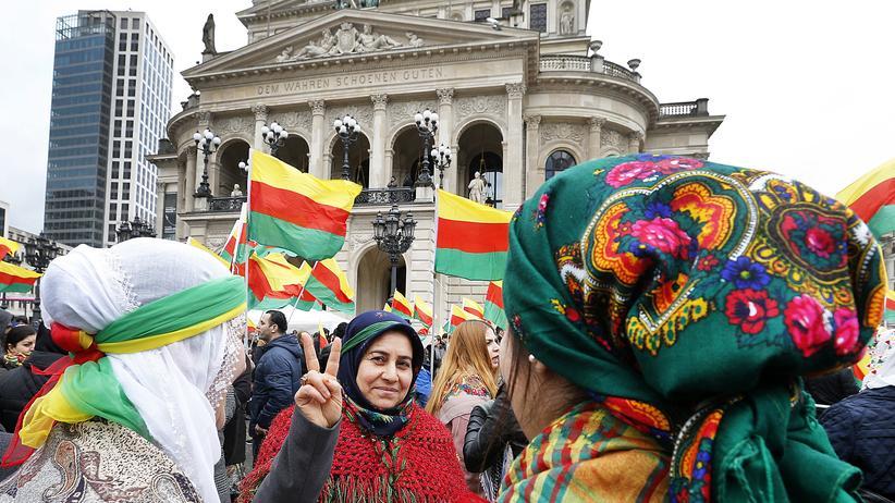 Kurden-Demonstration: Türkei wirft Deutschland Unterstützung der Gülen-Bewegung vor