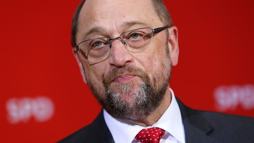 """Landtagswahl im Saarland: Schulz spricht von """"Kramp-Karrenbauer-Effekt"""""""