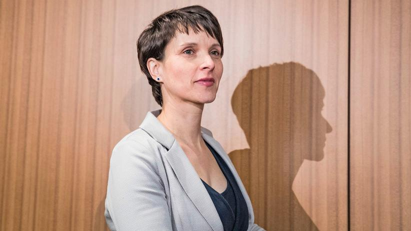 AfD: AfD-Bundessprecherin Frauke Petry